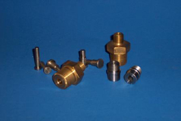 Machined parts & Fittings